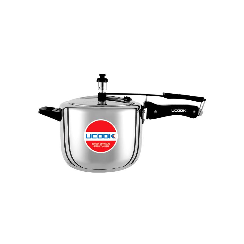 Pressure Cooker- UCOOK Platinum SteelTuff 2.5 Ltr