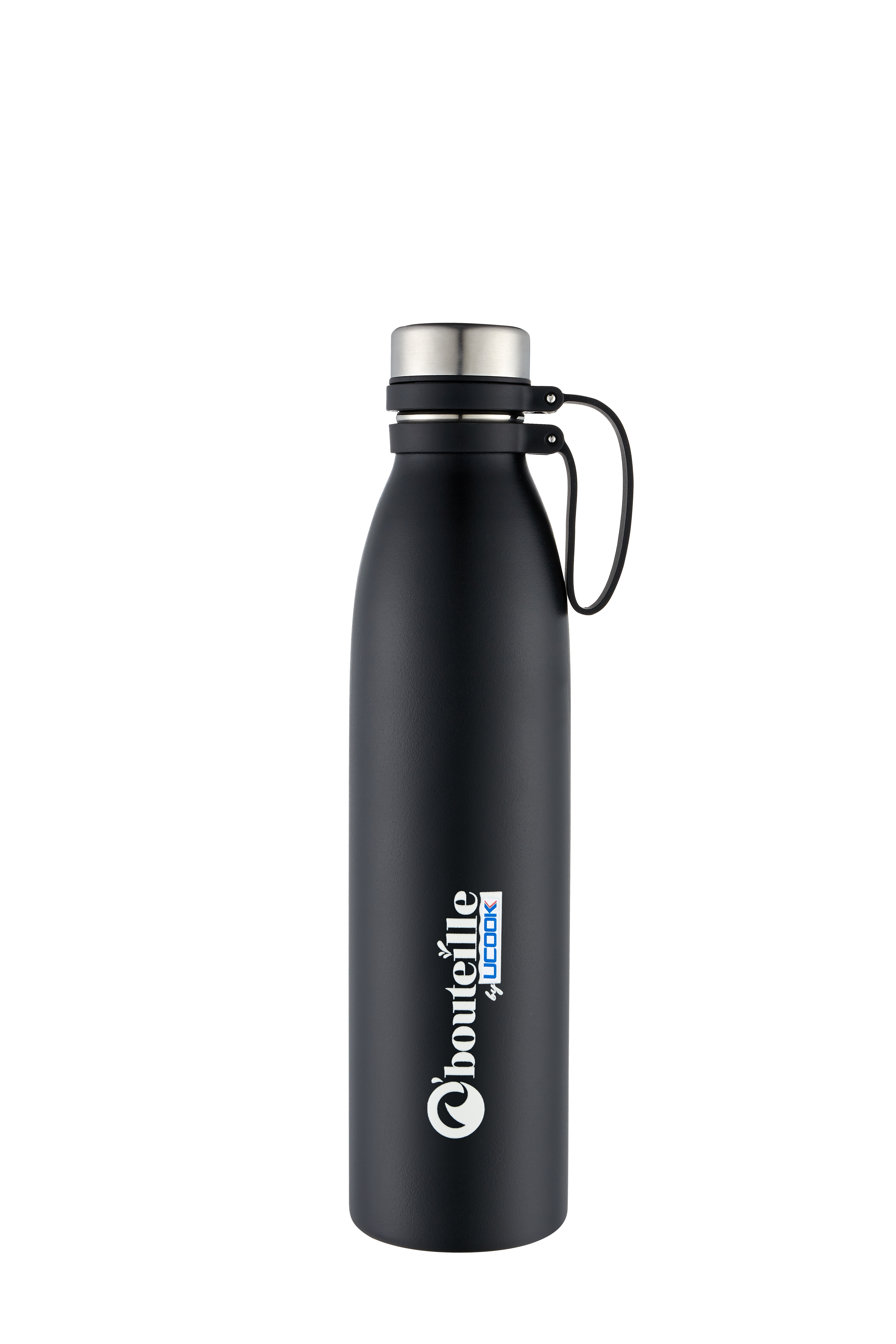 UCOOK O bouteille Vacuum Flask WP Black Color