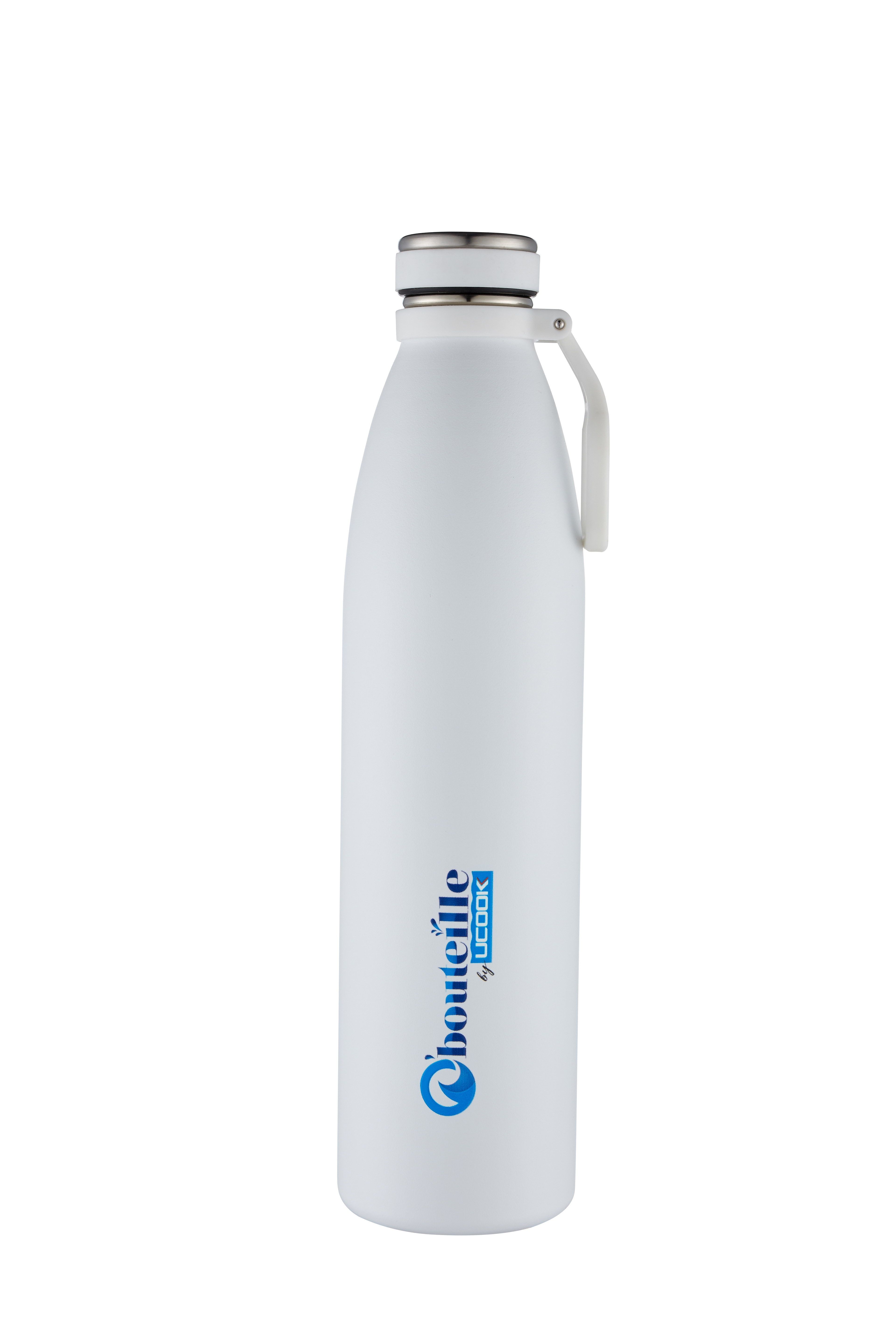 UCOOK O bouteille Vacuum Flask PHP white Color