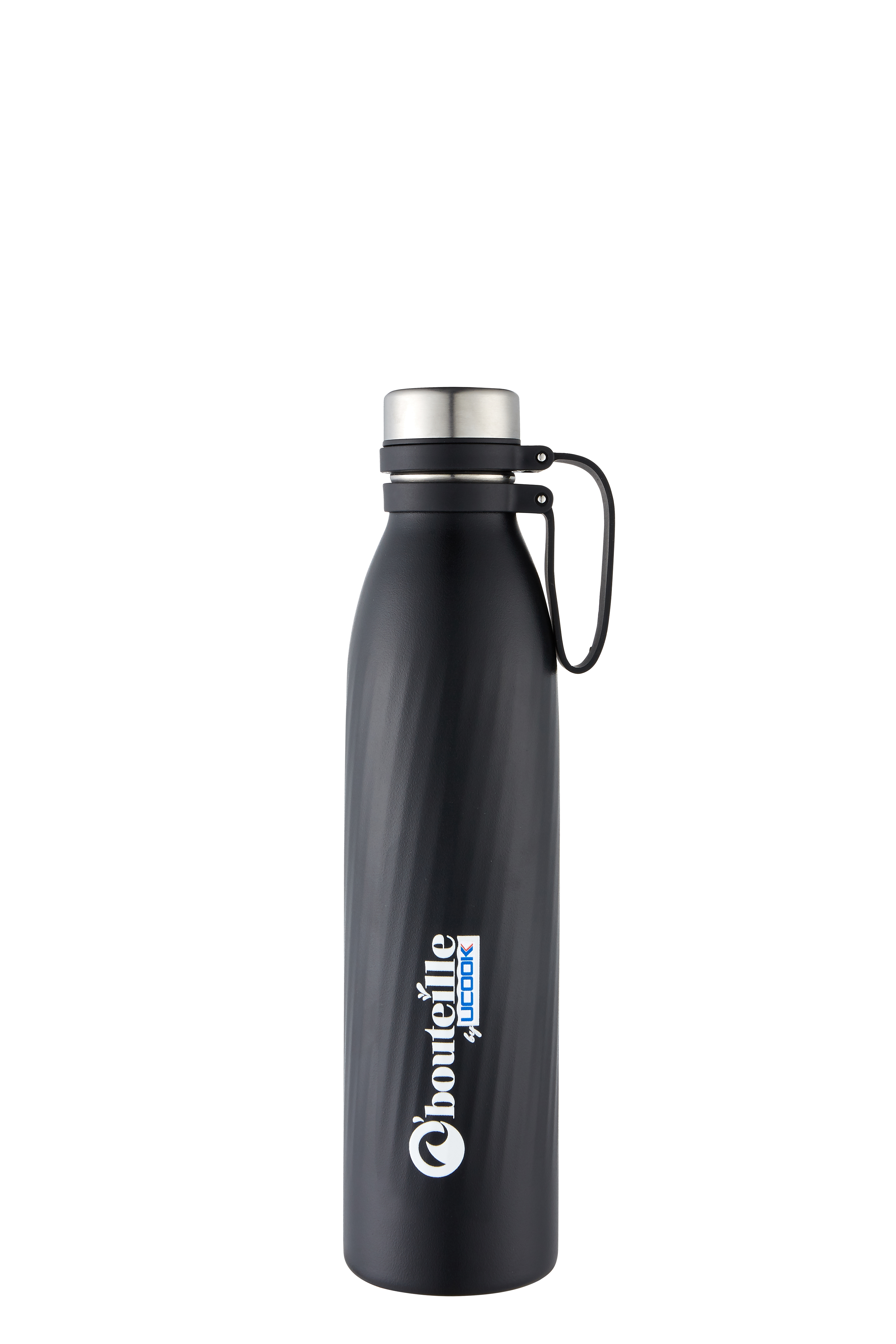 UCOOK O bouteille Vacuum Flask PP Black Color