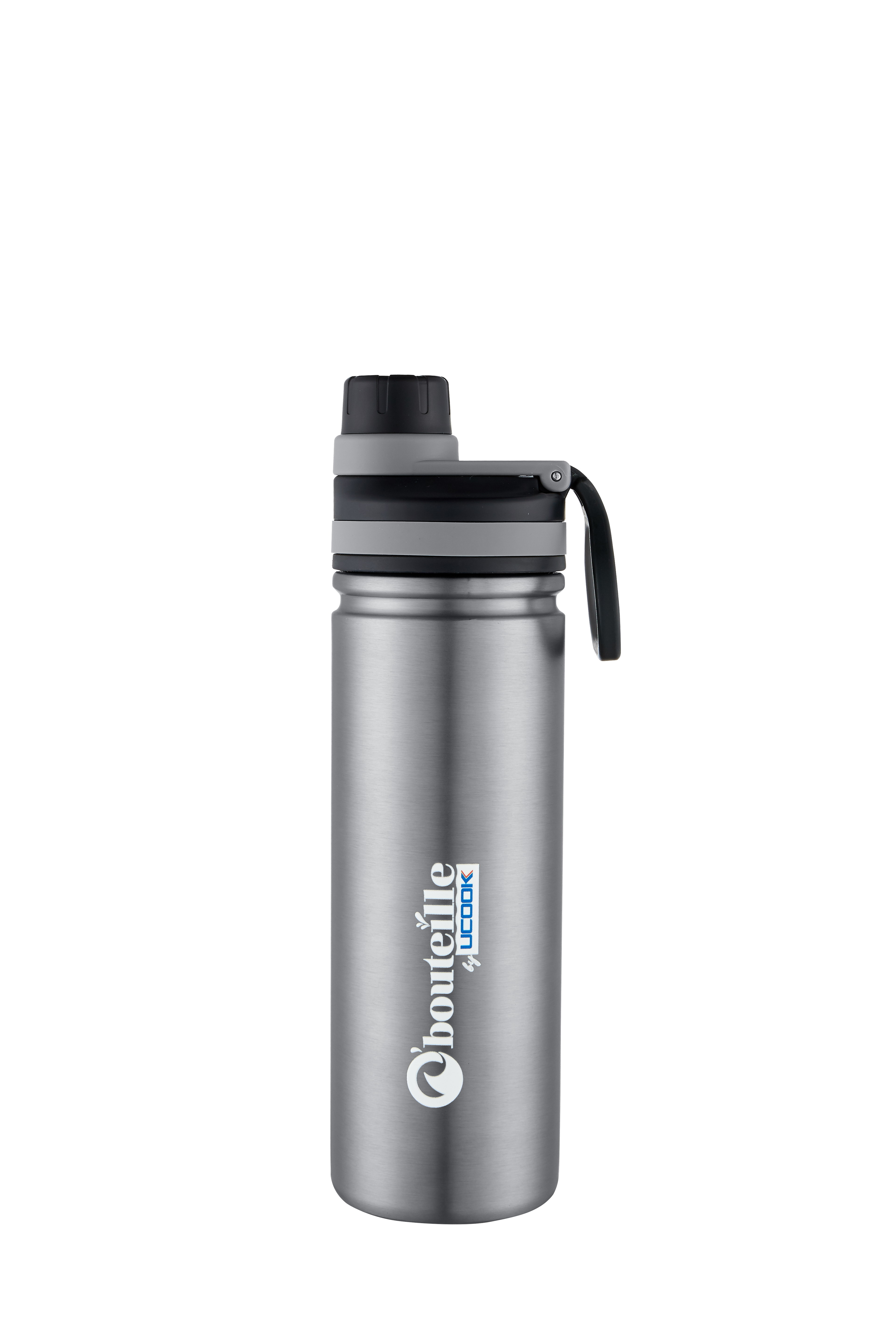 UCOOK O bouteille Vacuum Flask SIP Grey Color