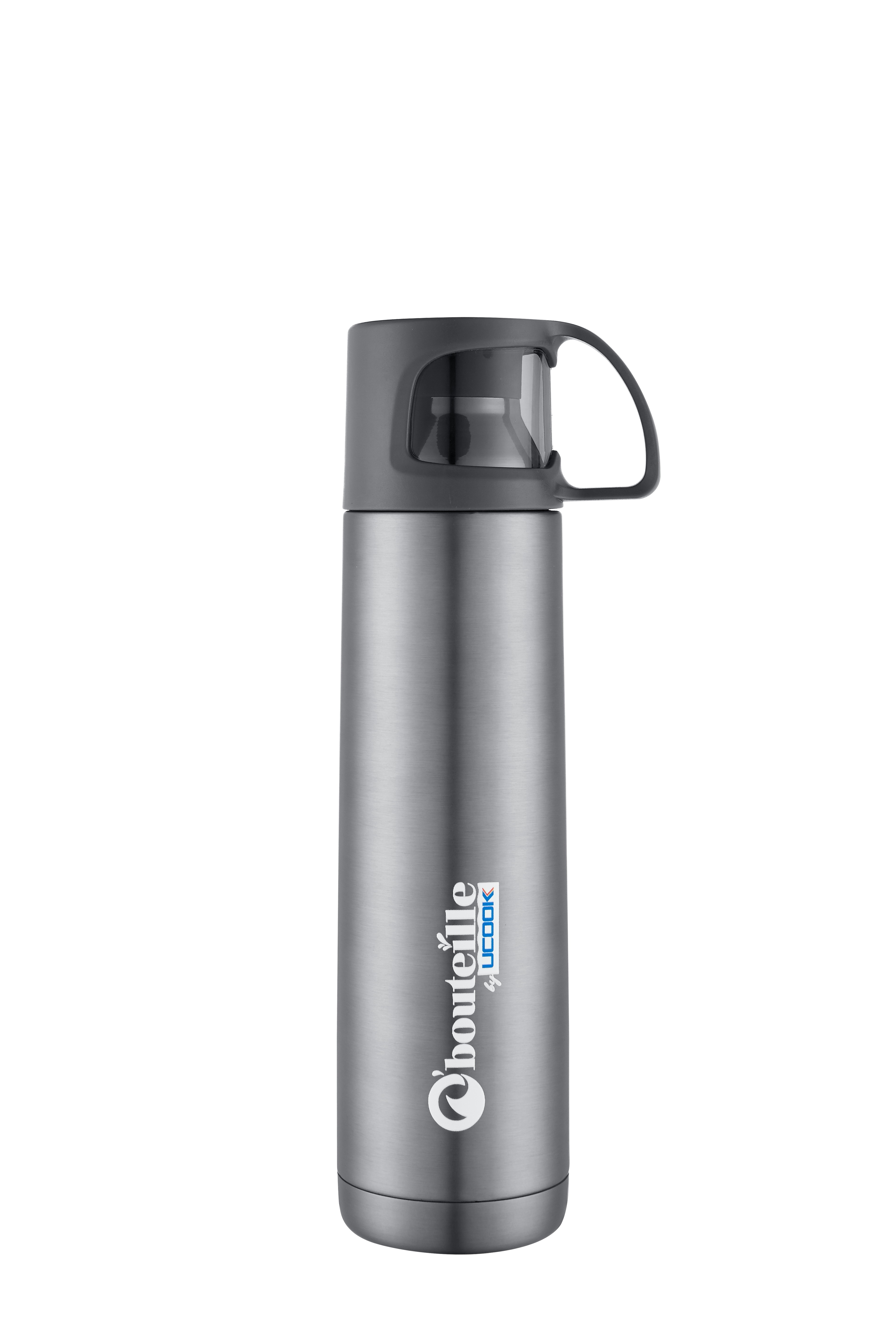 UCOOK O bouteille Vacuum Flask with Cup Cap
