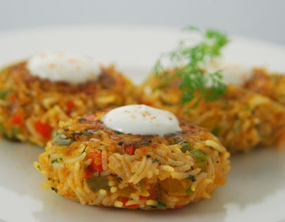 Recipe of Pepper Potato Tikki