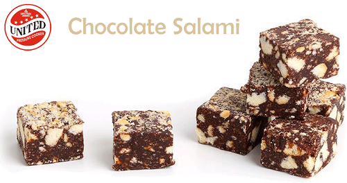 Recipe of Chocolate Salami