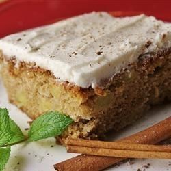 Recipe of Spicy Apple Cake