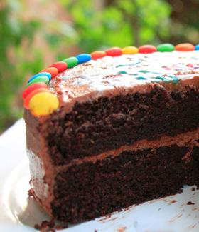 Recipe of Eggless Chocolate Cake