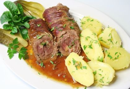 Recipe of German Rouladen