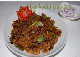 Recipe of Egg Kothu Parotta