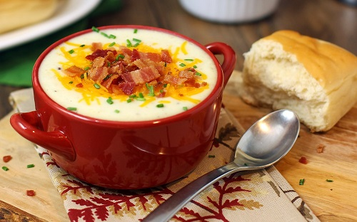 Recipe of Baked Potato Soup