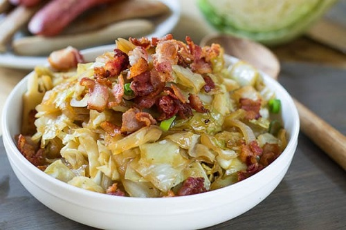 Recipe of Southern Cabbage for the Pressure Cooker