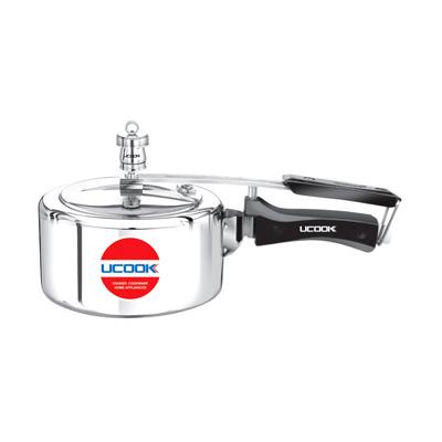 Pressure Cooker- UCOOK Platinum Premier 1.5 Ltr