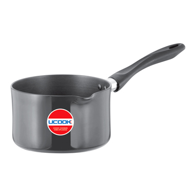 Ucook Platinum HA SAUCE PAN 155mm/3.25mm/1.5L I/COMPATIBLE