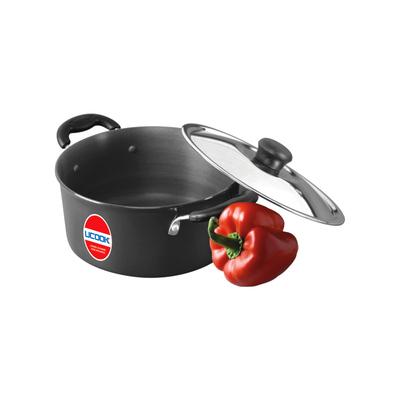 Ucook Platinum HA Cook & Serve plus Steel Lid with Induction Base 2 LTR
