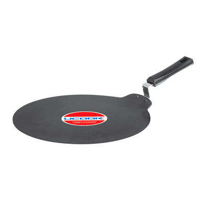 Cookware - UCOOK Platinum NS  FLAT DOSA Tava ( 330 mm/4.06 mm)