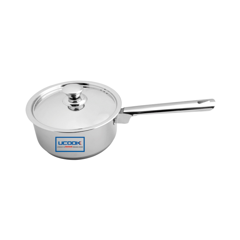 UCOOK Platinum LIFETIME SAUCE PAN 160 MM