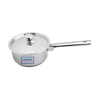 UCOOK Platinum LIFETIME SAUCE PAN 180 MM