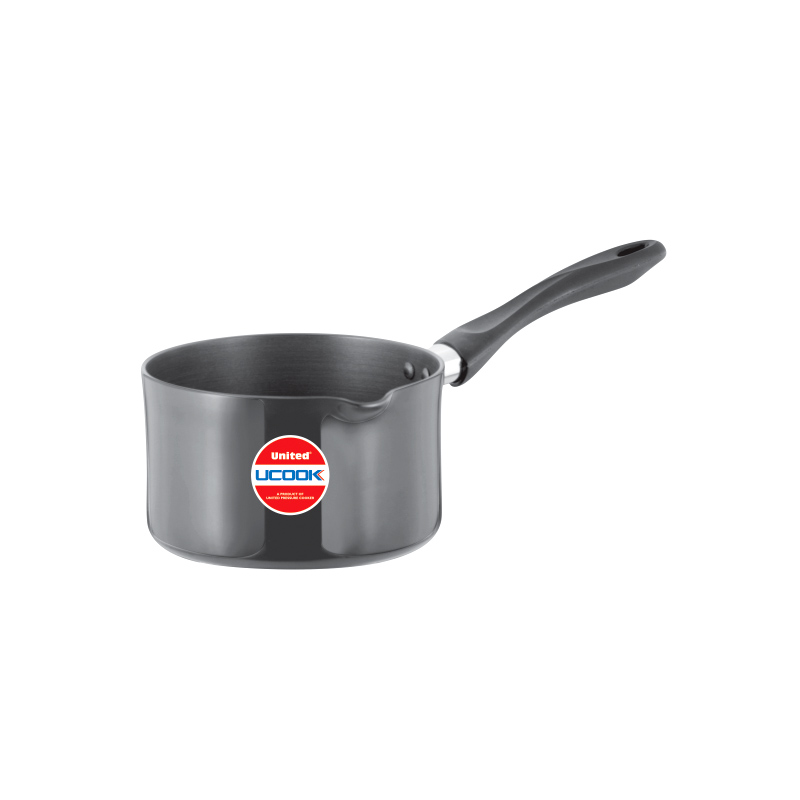 UCOOK HA Sauce Pan Non Induction Base 1 Ltr