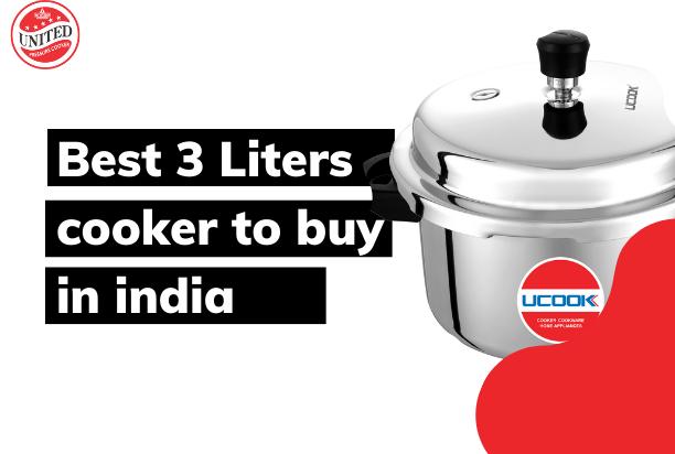 Best 3 Liters Cooker to buy in India
